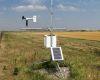 alberta wind monitoring: crop dusting