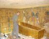 egypt: preserving king tut's tomb