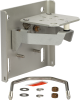 CM261-SP-AT w/Small Plate and ATI torque tube mount for use with most pyranometers and ATI torque tubes