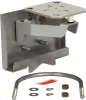CM261-SP-NT w/Small Plate and circular torque tube mount for use with most pyranometers and circular torque tubes such as NexTracker and Sunpower