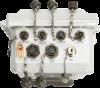 Connecteurs sur le contrôleur de chauffage CSAT3H