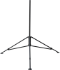 CM106B tripod in black powder-coated finish option