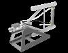 EC150 gas analyzer head and IRGASON & EC150 Zero & Span Shroud mounted on IRGASON & EC150 Lab Stand