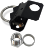 30626 configured for vertical mast mounting, shown with included 3/4 in. IPS reducer and spacer