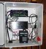 Enclosure w/ CR10X and MCC low band radio
