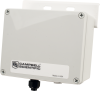The CS100 is typically mounted next to the datalogger inside an ENC12/14 or larger enclosure (sold separately). The ENC100 (shown here) is available for housing the barometer in its own enclosure.