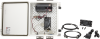 ATP100 enclosure with RF451 spread-spectrum radio and 12 Vdc 7 amp-hour back-up battery