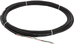 cable4cbl-l 4-conductor 22 awg cable with drain