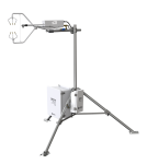 CPEC306 Expandable Closed-Path Eddy-Covariance System with EC155 and Pump Module