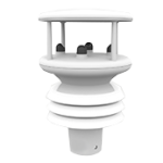 metsens500 compact weather sensor for temperature, rh, barometric pressure, and wind with compass