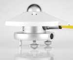 CMP3-L Pyranometer with Sun Shield