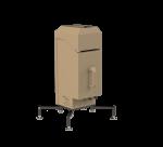 SkyVUE™8M Tactical LIDAR Ceilometer