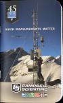 36510 Campbell Scientific Field Notebook, Alpine Weather