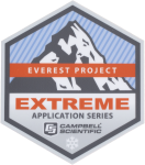 36514 Campbell Scientific Everest Project Sticker