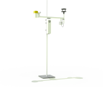 T107 T.Weather Toro ET Station with 3 m Pole