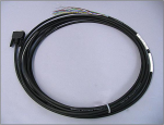 comcbl1-l weatherproof cable with pigtails, 9-pin male