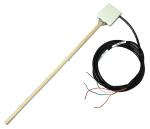 Sensores humedad y temperatura del combustible