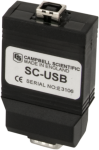 sc-usb usb auf cs i/o-interface, optisch isoliert