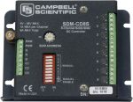 SDM-CD8S 8-Channel Solid-State DC Controller