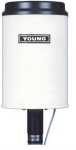 52203 RM Young Tipping Bucket Raingauge (0.1mm/tip)