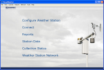 VISUALWEATHER Weather Station Software