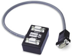 sds511 dual cs i/o port adapter