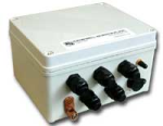 ENC200 Enclosure for CR200X-Series Dataloggers with 5 Cable Entry Seals