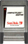 CF1 CompactFlash Adapter for PCMCIA Slots