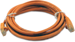 18148 cat5e ethernet crossover cable, 25 ft