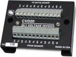 CVD20 20:1 6-Channel Voltage Divider