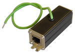 28033 ethernet in-line surge protection