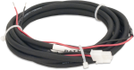 6186 external battery cable for ch150, ch200, ps150, or ps200