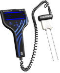 hs2 hydrosense ii handheld soil moisture and temperature sensor