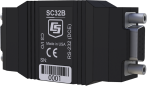 sc32b optically isolated rs-232 interface