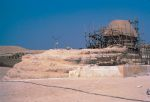 egypt's sphinx: weather monitoring