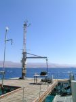 israel: marine meteorology on the red sea