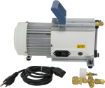 xdd1 sample pump with fittings, 50 ft of tubing