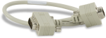 18663 Null Modem Cable, 9-Pin Male to 9-Pin Male