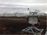 solar monitoring at canada's first concentrating solar thermal power plant
