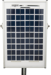 sp10r-l 10 w solar panel with regulator