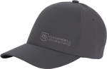 31631 black campbell scientific baseball hat, size s to m