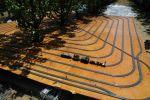 spain: irrigation and solar radiation