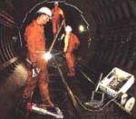 london: underground excavation