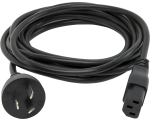 18672 10 a detachable power cord for use in new zealand or australia