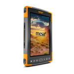 MESA2 MS2-100 Rugged Tablet, Standard North American Model