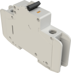30088 din-rail mountable 15 a circuit breaker, single pole 17.7 mm ul489