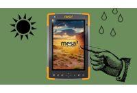 qu'il pleuve ou qu'il fasse un grand soleil, l'application profils d'écran tactile conserve un ordinateur mobile durci et des écrans de tablette ultra réactifs.