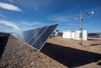 la importancia en disponer de datos meteorológicos distribuidos en plantas solares