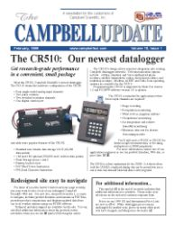 campbell update 1st quarter 1999