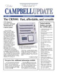 campbell update 1st quarter 2000